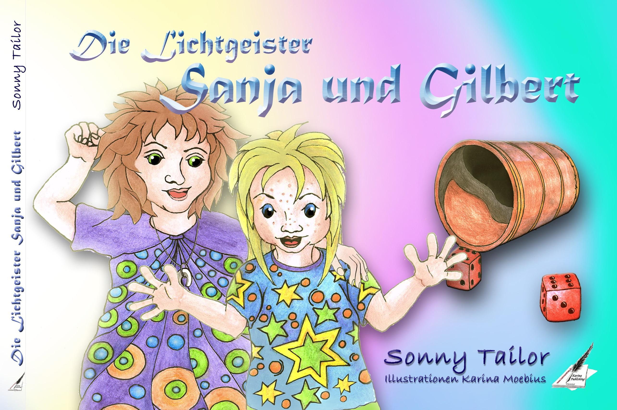 Kinderbuchautorin Sonny Tailor