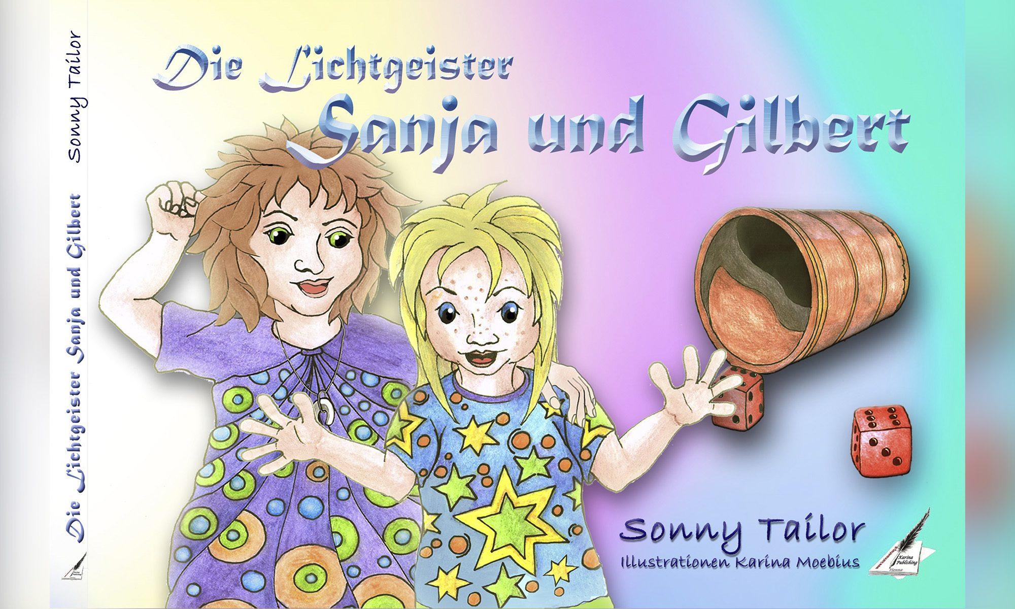 Sonny Tailor Kinderbuchautorin